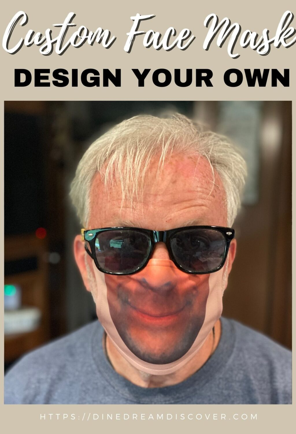 Design Your Own Mask