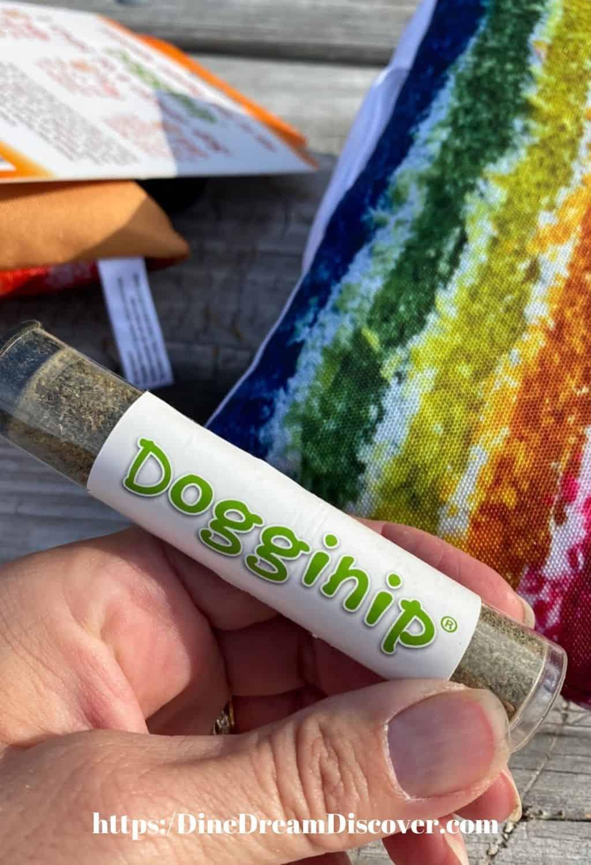 Dogginip dog Toy Giveaway Hop