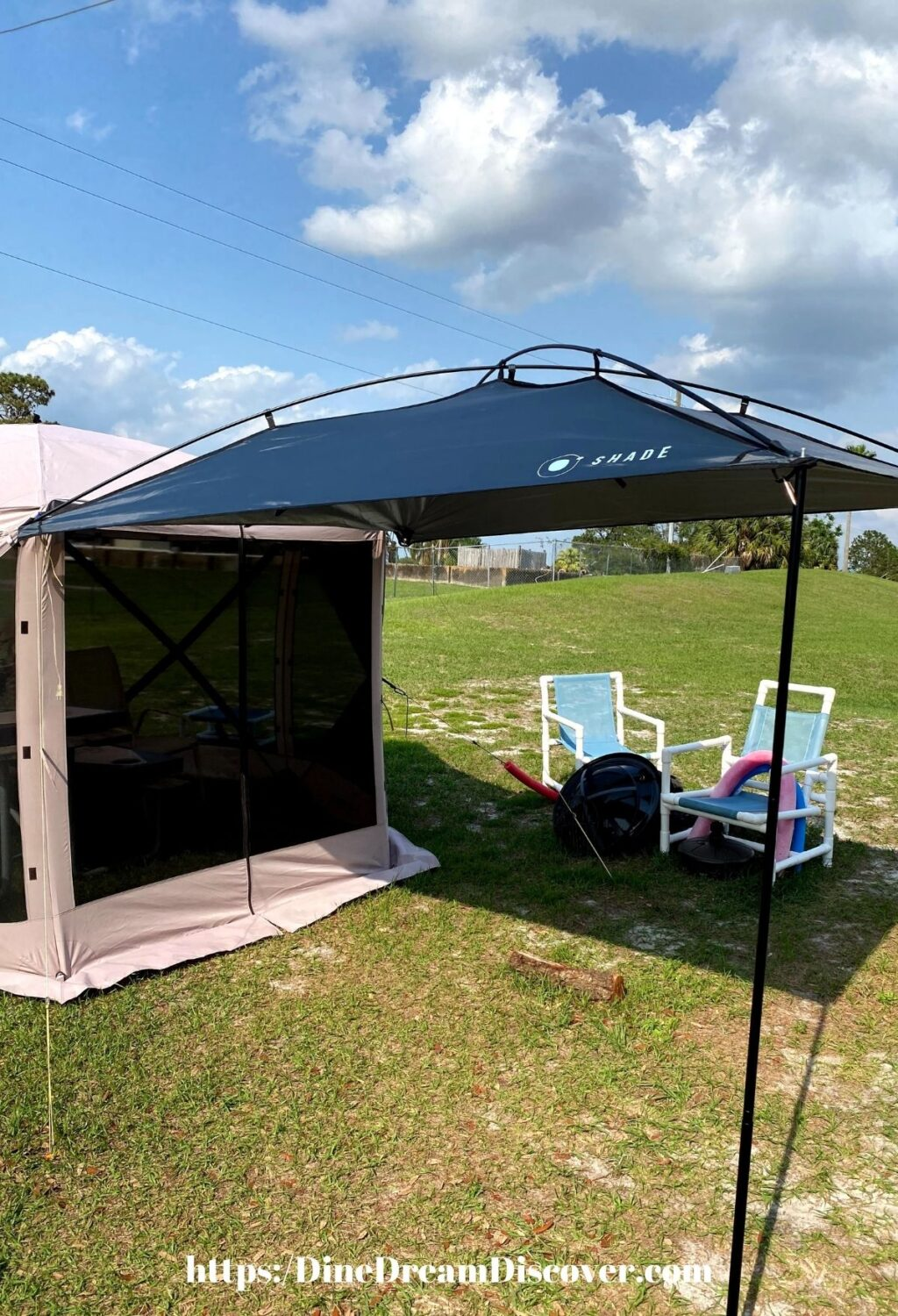 Easy Portable Awning