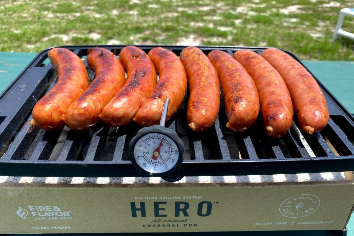 thermometer in brats