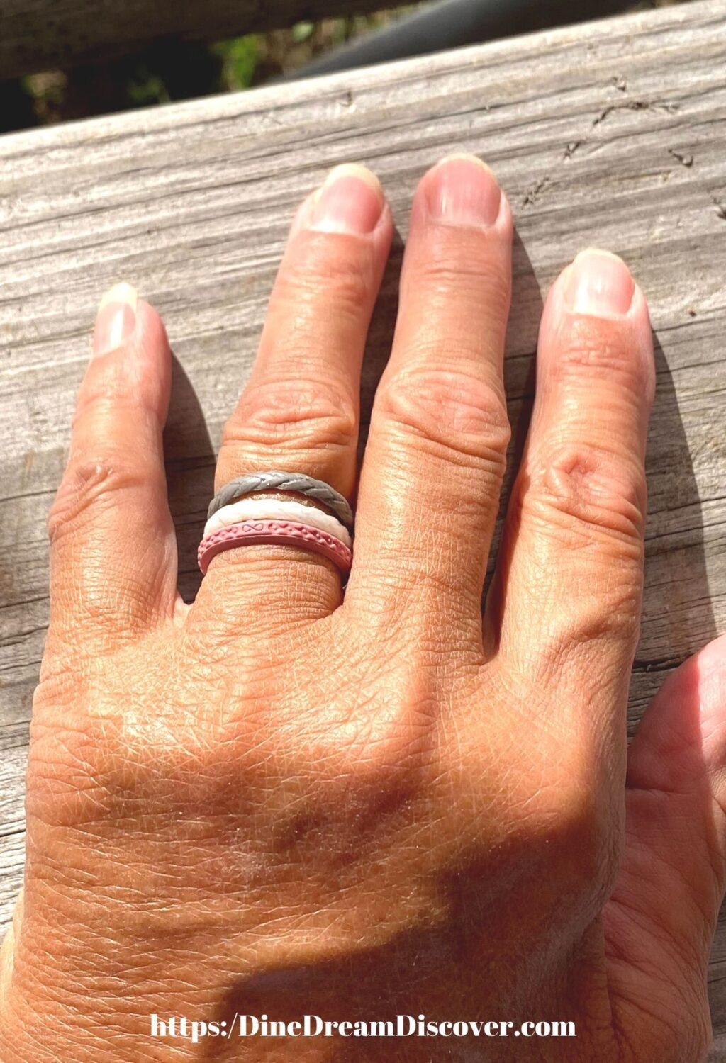 women's silicone rings