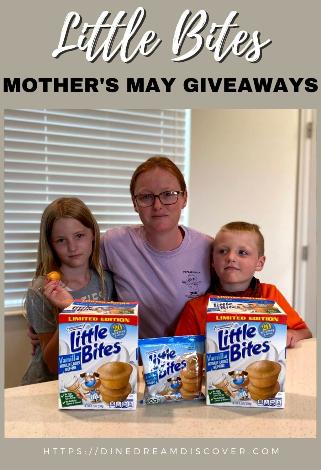 Little Bites Mothers May Giveaway