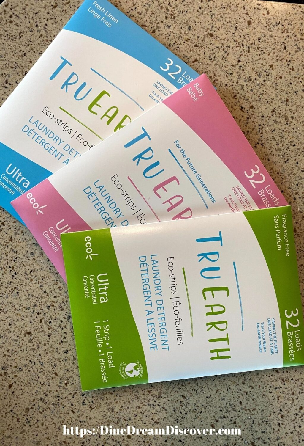Tru Earth Laundry Strips Makes Life Easy
