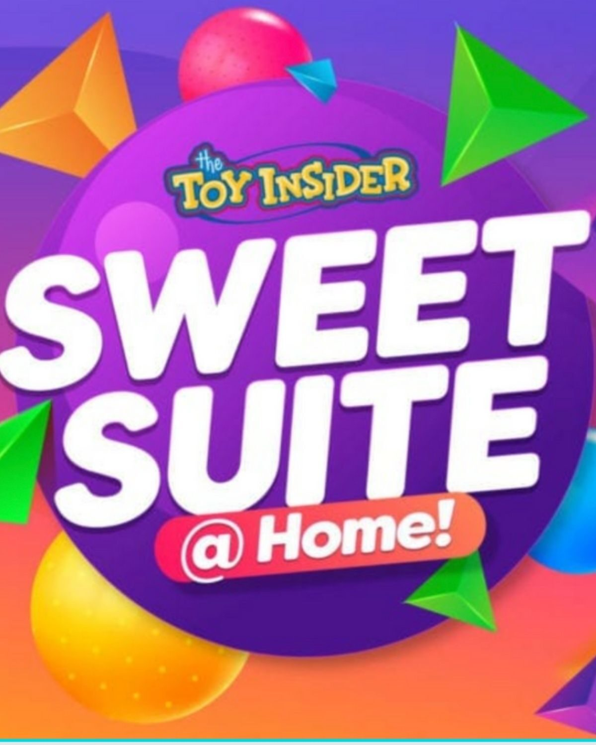 Sweet Suite Virtual Toy Event Returns