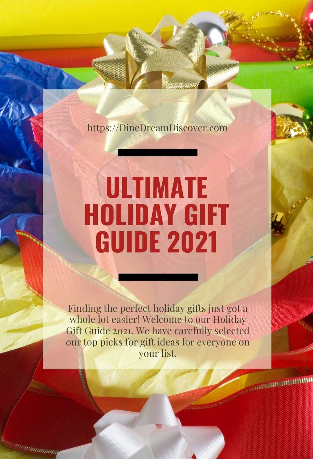ultimate holiday gift guide 2021