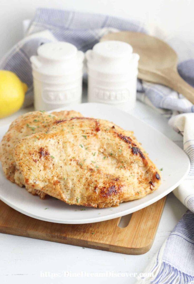 Cajun Chicken with Marinade Recipe