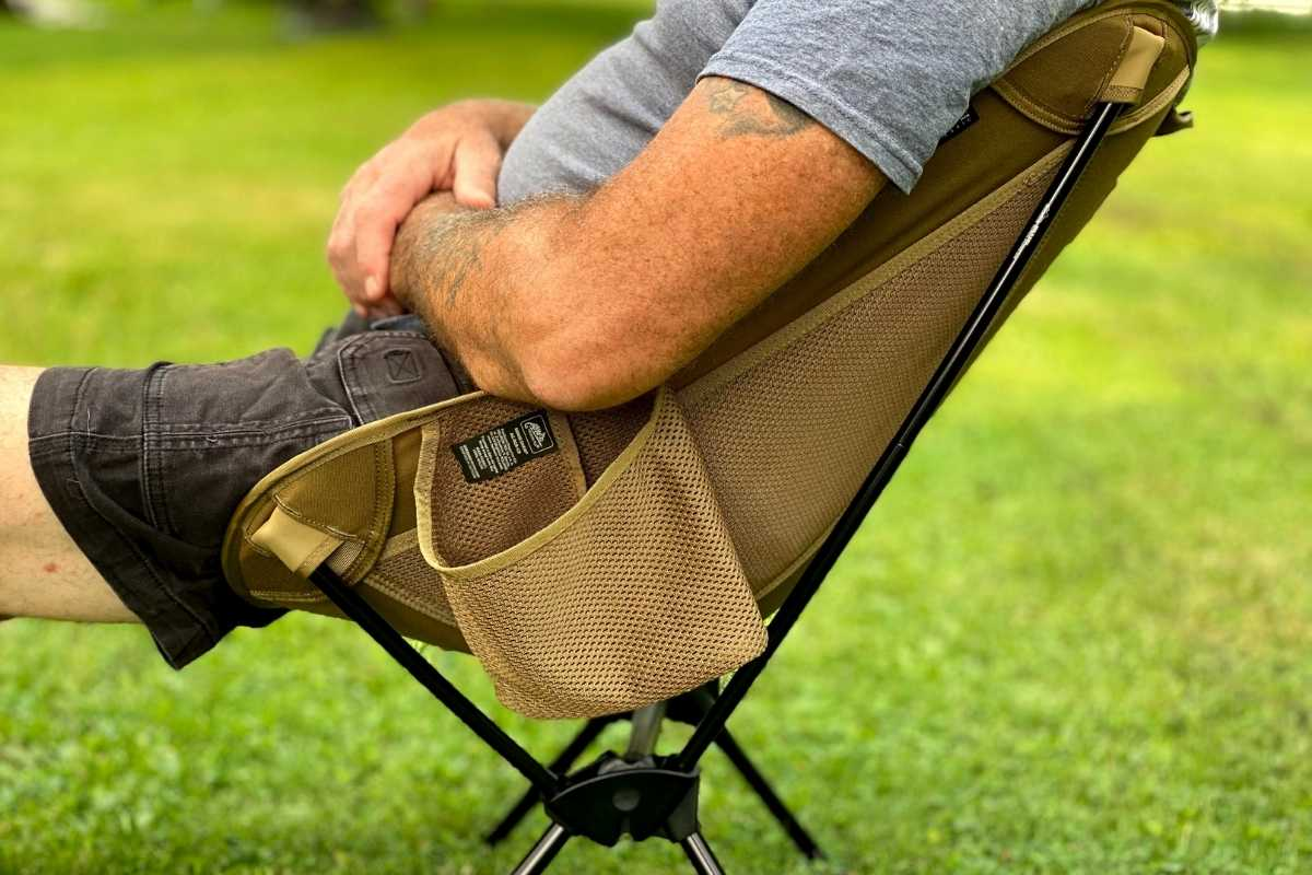 the BEST Hunting Chair