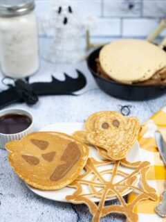 Halloween Pancakes Recipe