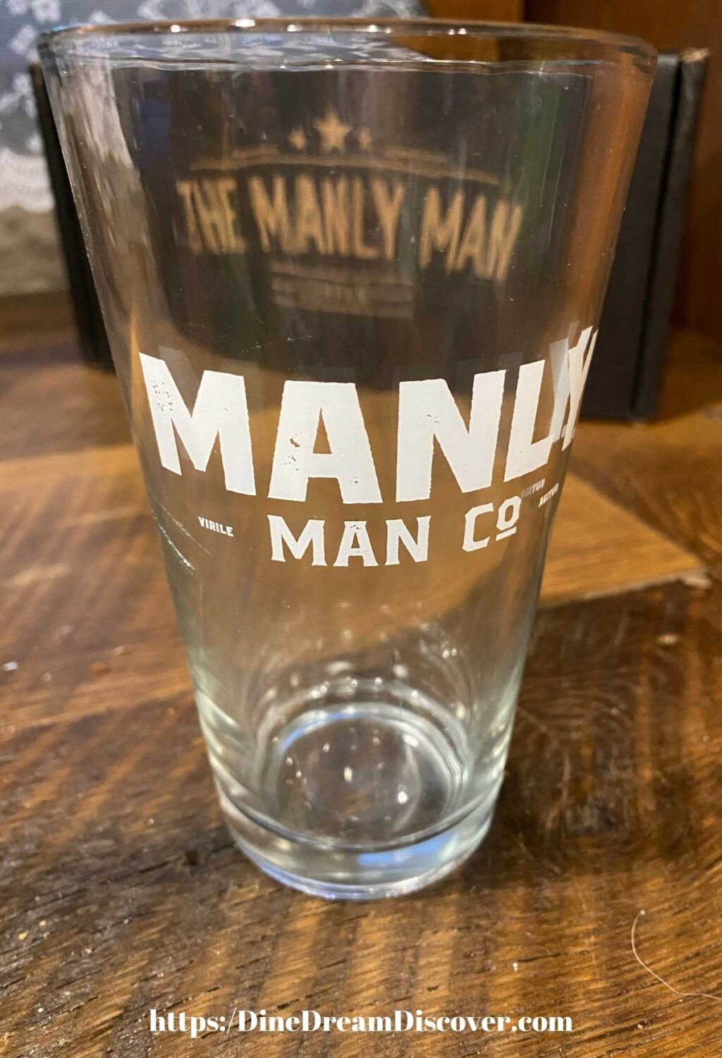 The Manly Man Co.