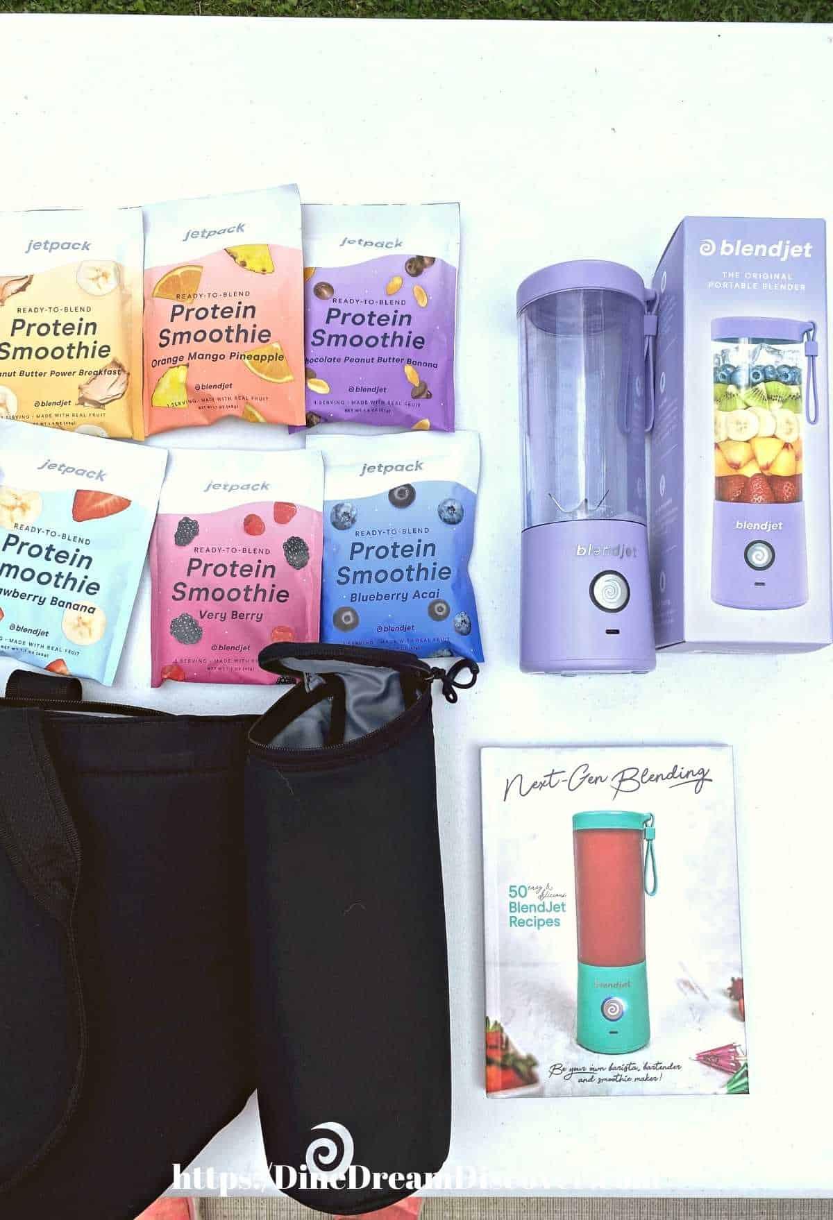 BlendJet 2 Portable Blender for On the Go Lifestyle