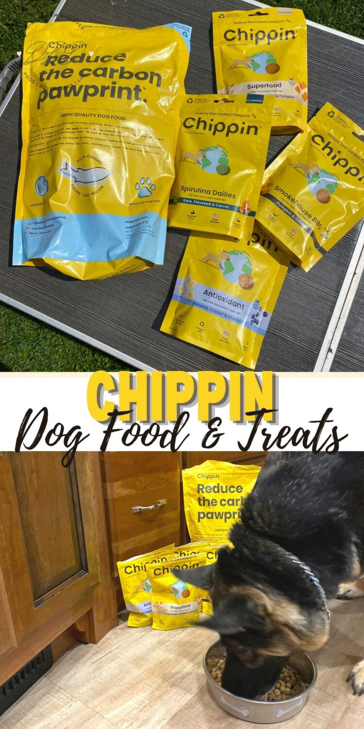 Chippin Dog Food and Cricket Treats Every Dog Will Love
