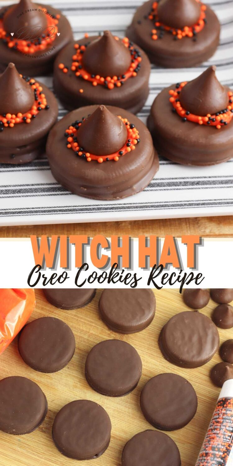 Witch Hat Oreo Cookies Recipe