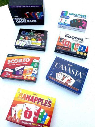 Regal Games Mega Pack Family Card Games
